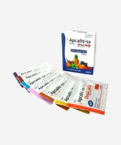 Apcalis sx Oral Jelly tablets