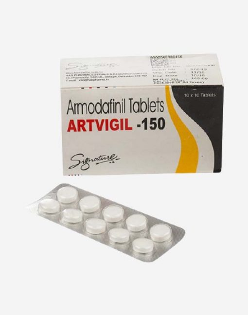 Artvigil 150 mg tablets