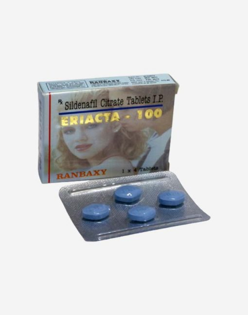 Eriacta 100mg only from India