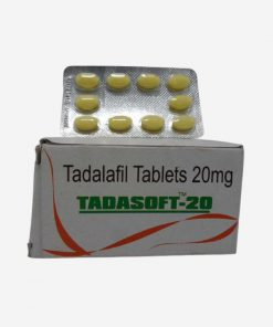Tadasoft 20 from India only tablets